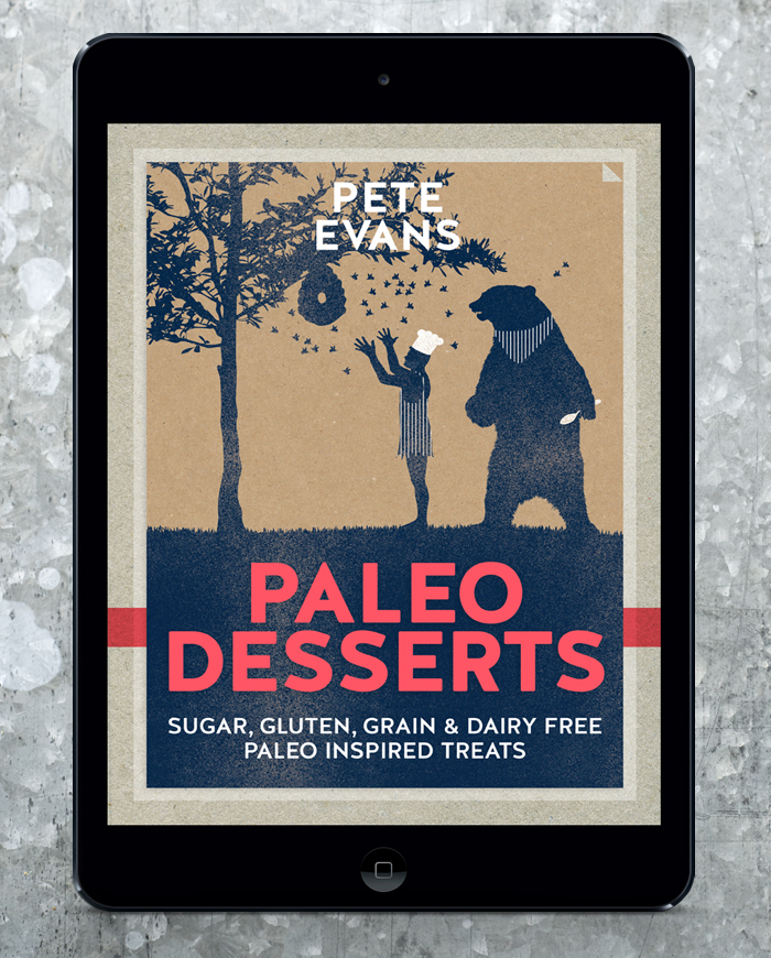 Paleao Dessrts Digital Publications Design