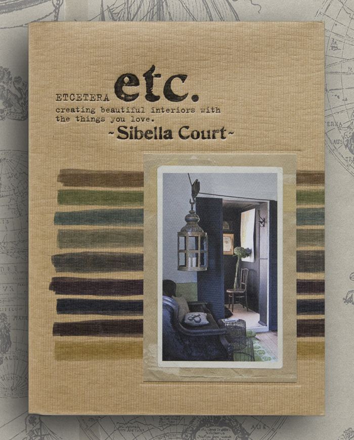 Etcetera - Sibella Court - Publication Design