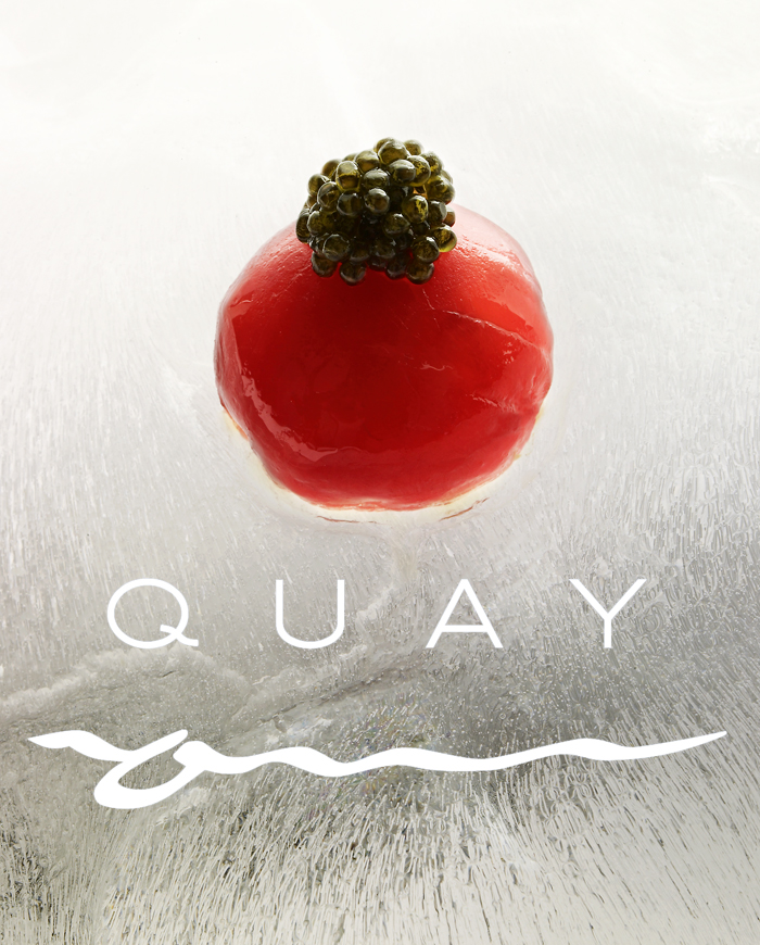 Quay - Peter Gilmore - Publication Design